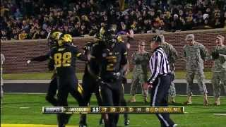 Missouri Season Highlights 2013-2014