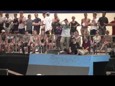 NASS 2017 Skateboard Park Finals FULL LIVE STREAM