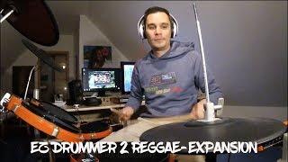 EZ Drummer 2 - Reggae- & Hip Hop-Expansion (Unboxing & Test)