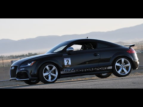 540 HP Audi TTRS by 034 Motorsport One Take