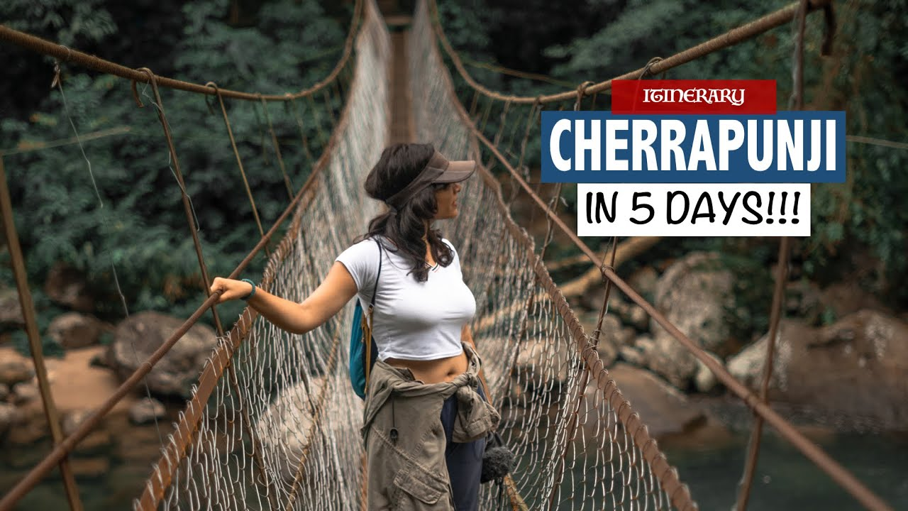 Download Meghalaya in 5 Days (Itinerary) - Cherrapunji | Mawphlang Sacred Forest | David Scott