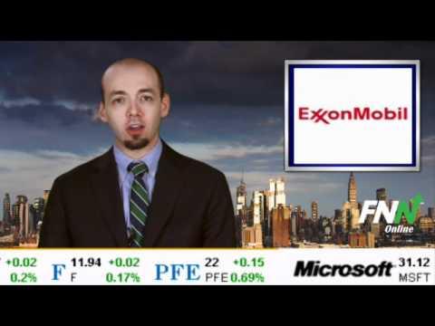 Exxon and Rosneft Reveal Partnership Deals