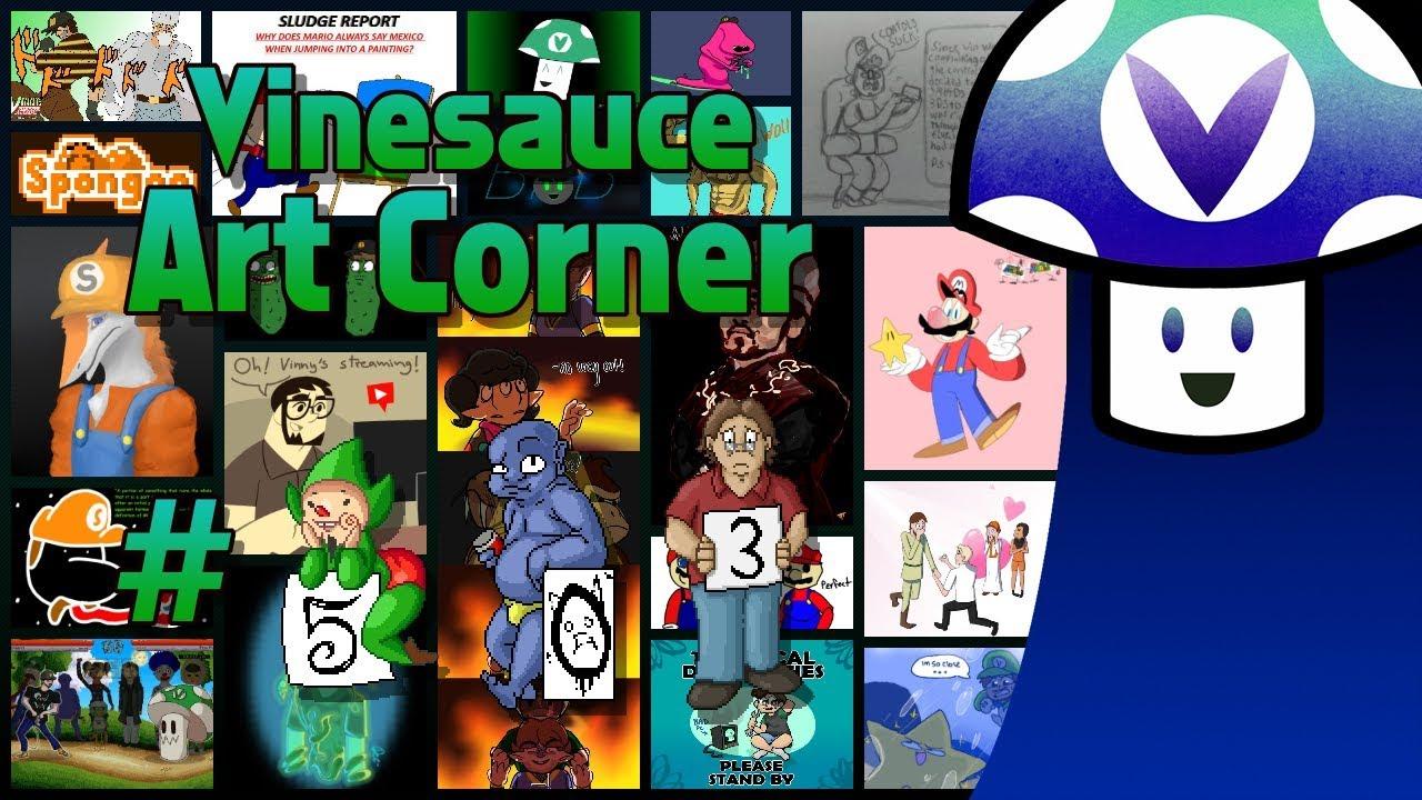 Download [Vinebooru] Vinny - Vinesauce Art Corner (part 503)