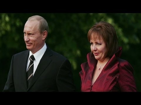 Putin Wife Announce Marriage Is Over Youtube