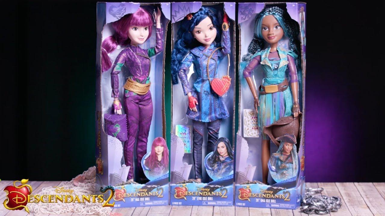 Disney Descendants 2 Isle of the Lost Mal 28 Doll