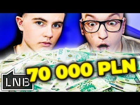 Przeliczamy 70 000 PLN z LORDEM KRUSZWILEM!