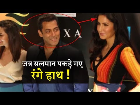 5 Times When Salman Caught looking at Katrina with Love | Crazy 4 Bollywood