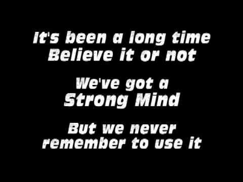 Tantric - After We Go Lyrics Video