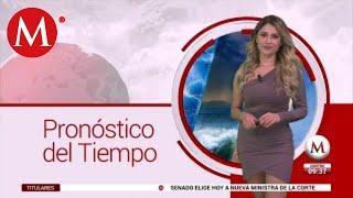 El clima para hoy 5 de diciembre, con Cecilia Salamanca