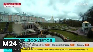 """Что происходит в """"Петергофе"""" во время пандемии коронавируса - Москва 24"""