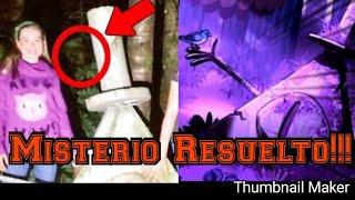 El Misterio De La Estatua De Bill Cipher De Gravity Falls, 'RESUELTO'.