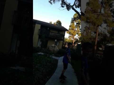 KC skateboard fails starrring RJ Jet