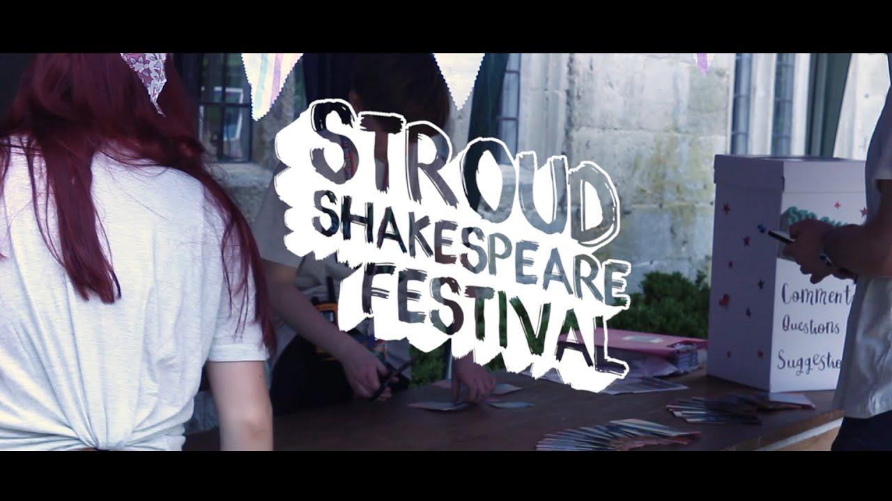 Stroud Shakespeare Festival 2018