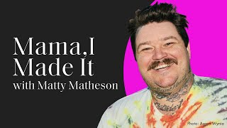 Matty Matheson Shares His One-Hour Bolognese Recipe with ELLE | Mama, I Made It