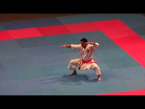 9th EAKF Senior Male Kata Cheng Tsz Man (HKG) Vs Park Hee Jun (KOR)
