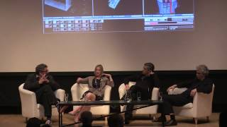 Greg Lynn in conversation with Lise-Anne Couture, Hani Rashid and Lars Spuybroek