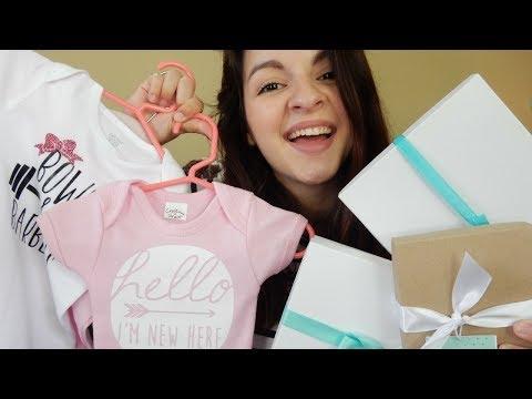ETSY HAUL | BABY GIRL ITEMS