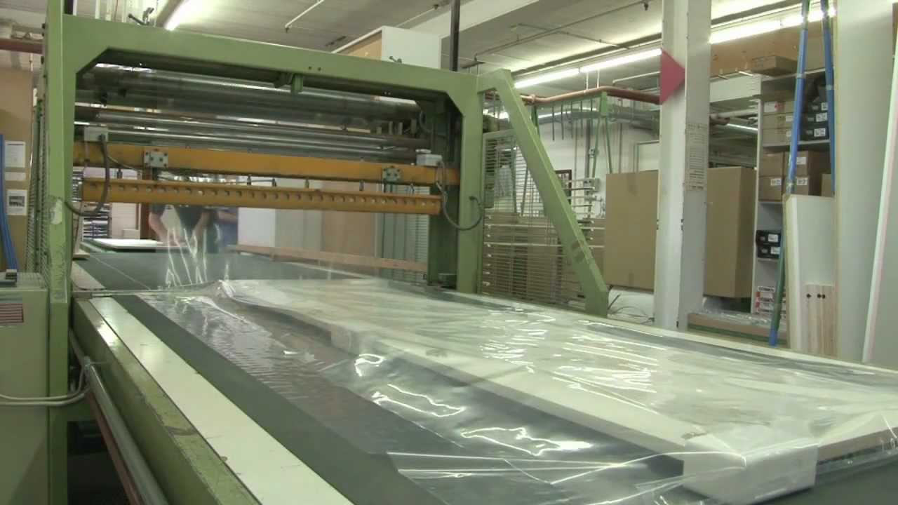 Produktion Rüttimann Schrank.mpg - YouTube