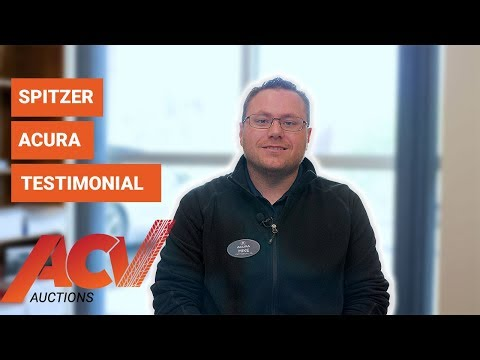 Michael Tipton & Adam Drakulic from Spitzer Acura - ACV Auctions Testimonial