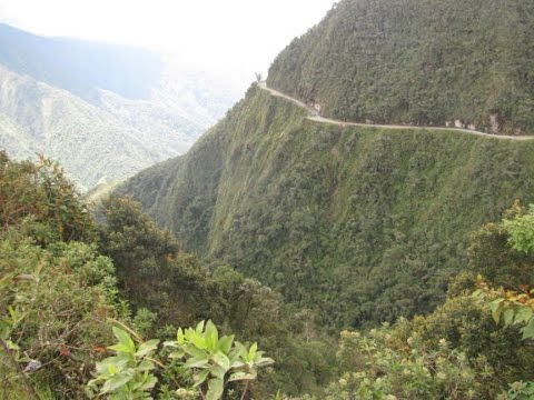 Worlds Most Dangerous Road October 2014