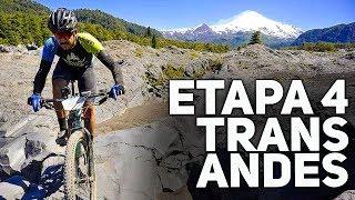 ETAPA 4 TRANS ANDES - LONGA, COM 100KM E EMOCIONANTE | Canal de Bike