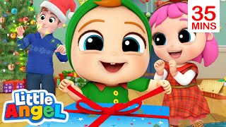 Christmas Songs + More Kids Songs & Nursery Rhymes by Little Angel