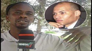 Karim exclus du fichier électoral: Les révélations surprenantes de Fou Malade