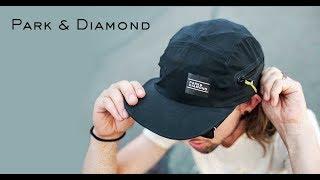 Helmet for cyclist Park & Diamond, the most reliable folding helmet!