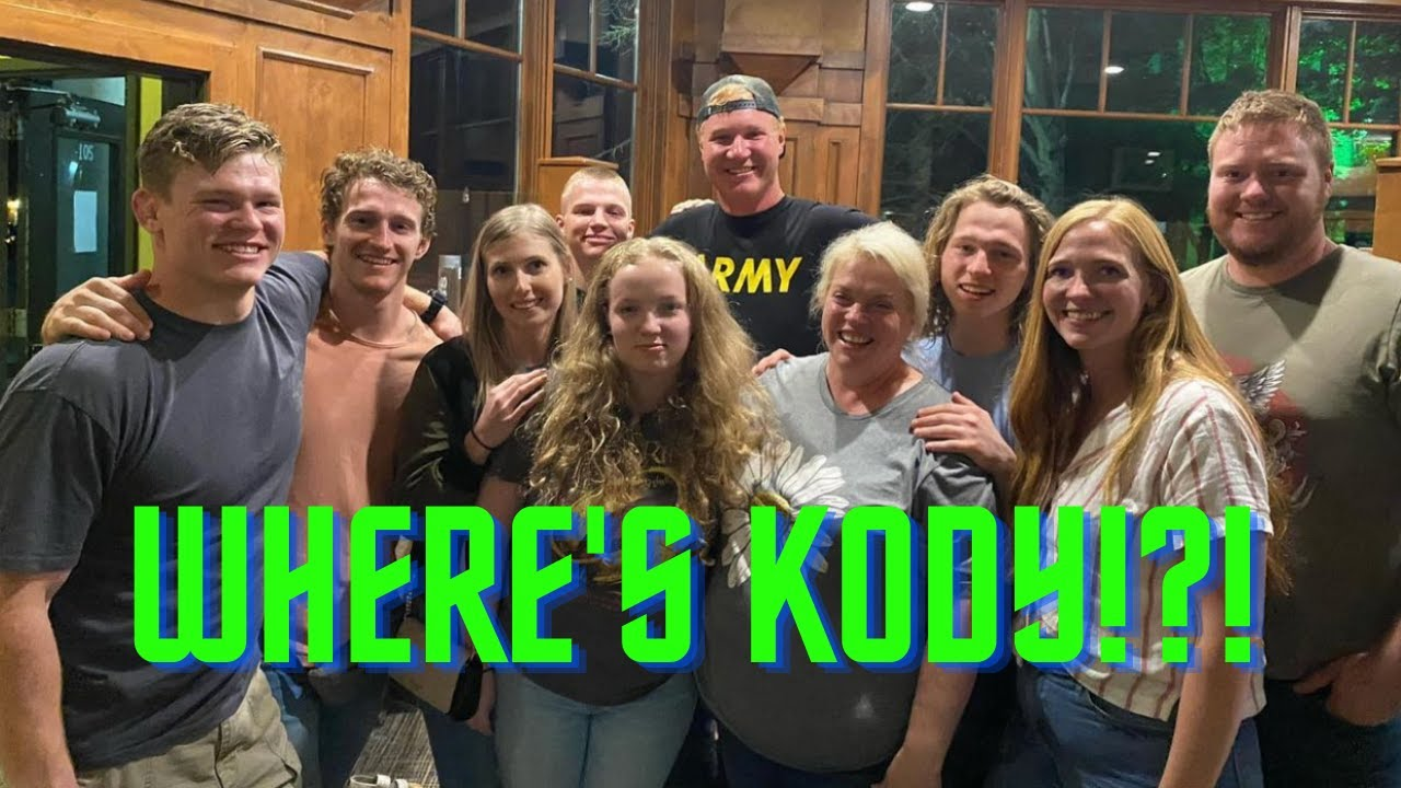 """""""Deadbeat Dad!"""" Kody Brown Missing from Family Reunion in Utah, Fans Demand Answers"""