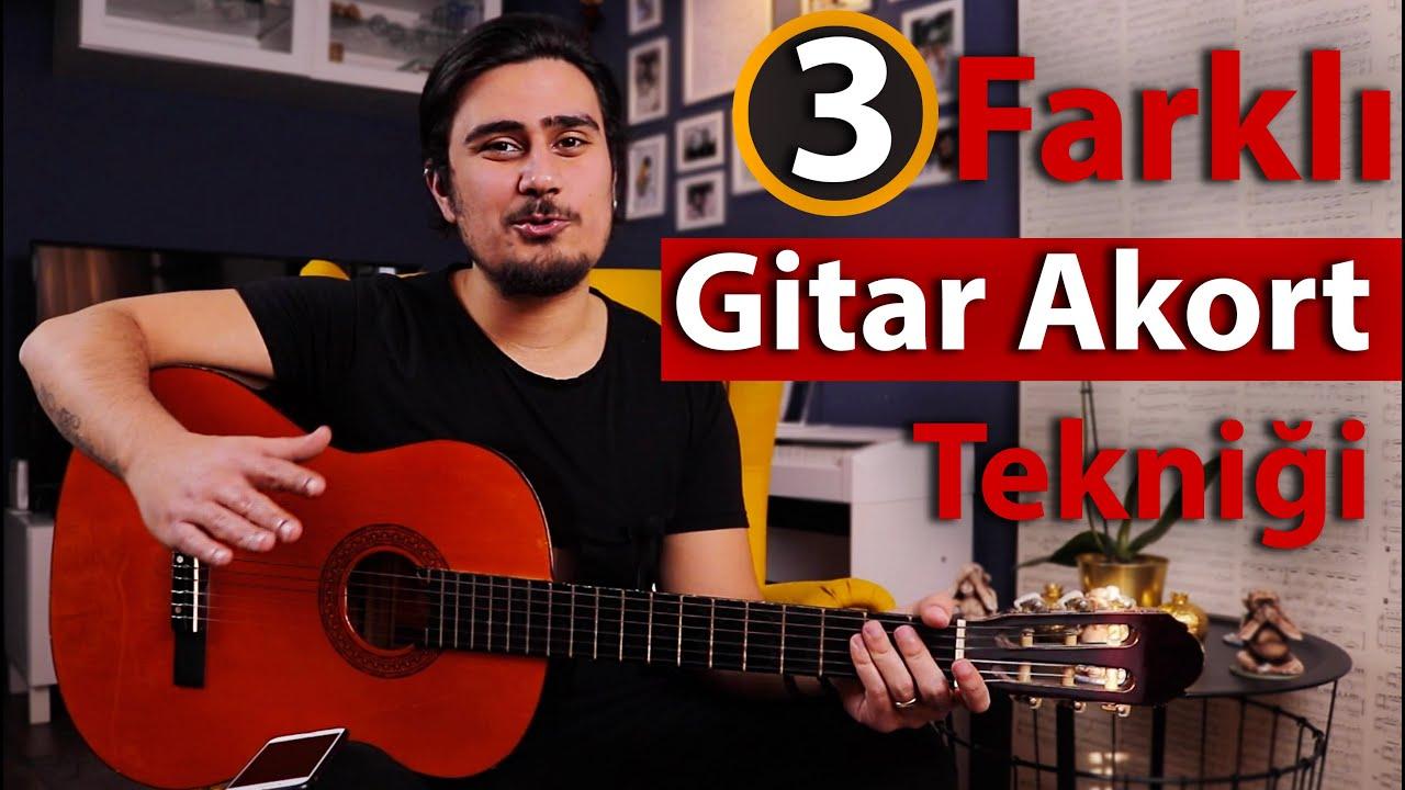 En Kolay Akord Nasıl Yapılır. Gitar Akord Nasıl Yapılır ? Guitar Tuna