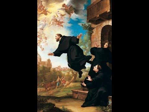 St Joseph Cupertino (18 Sept)