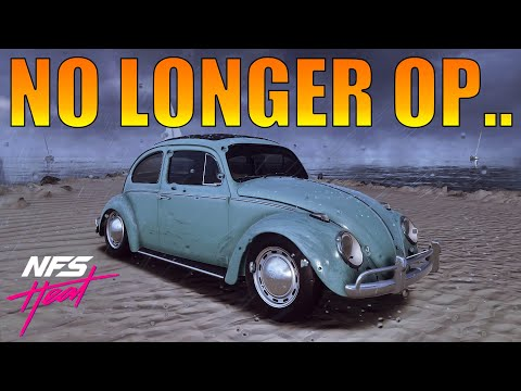 NFS Heat - VOLKSWAGEN Beetle Fully Upgraded 400+ Ultimate+ Parts