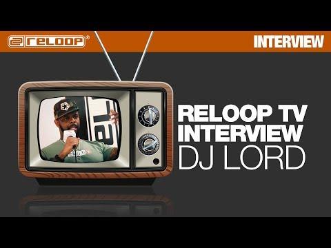 Reloop TV – DJ Angelo In An Interview w/ DJ Lord (Public Enemy) – Turntablism, Tour Life & Tales