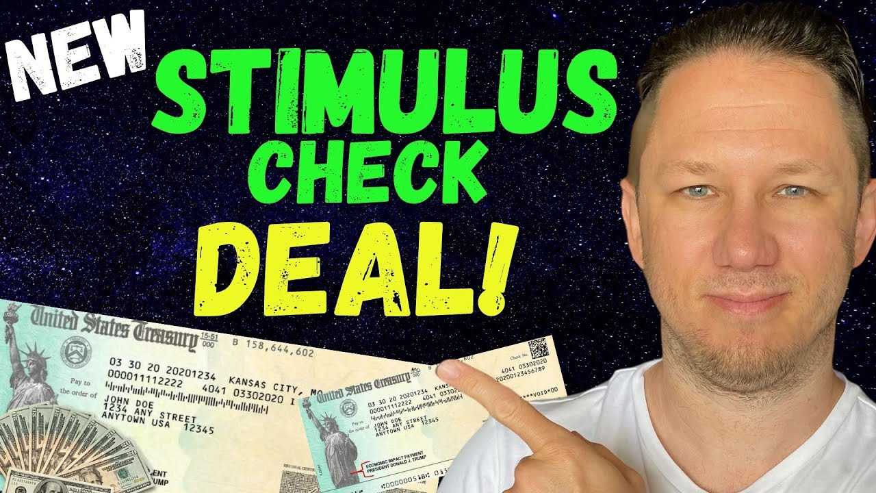 WOW!! New Second Stimulus Check Update + Hazard Pay Update!