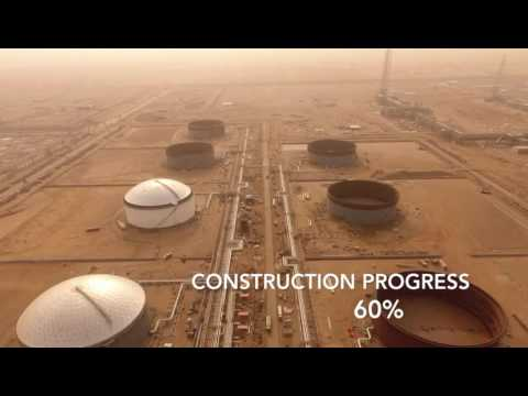 Jazan refinery and terminal project