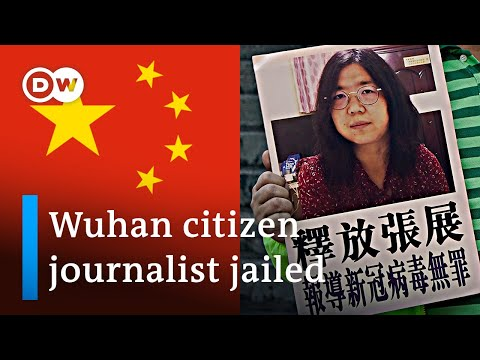 China jails citizen journalist over Wuhan videos | DW News