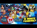 Should We Be Worried About 10 Minute Transformers Episodes? - The TF Files
