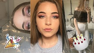 One of Lilly Mae's most viewed videos: 15TH BIRTHDAY GRWM (CHATTY)