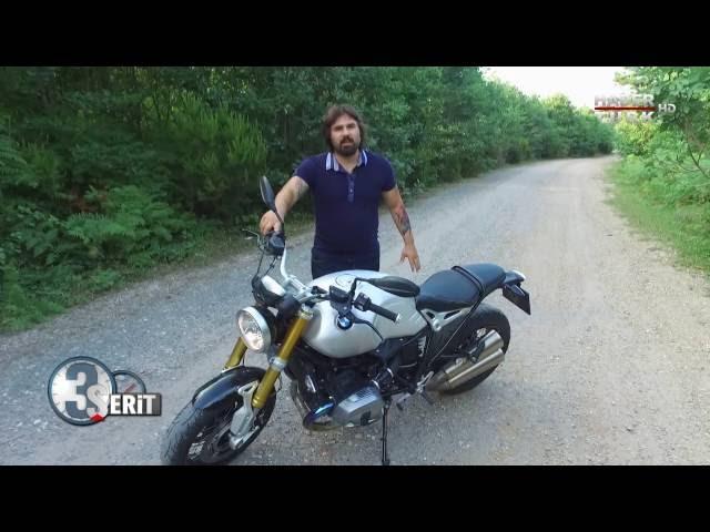 BMW R N?ne T 1170cc Test Sürü?ü ve Teknik Bilgiler 3 ?eritte