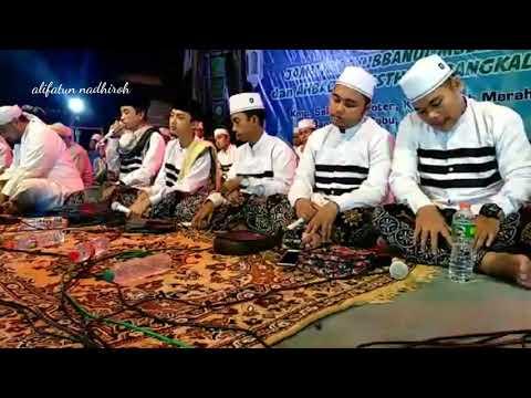 Qomarun syubbanul muslimin live in  Bangkalan madura 11-7-2018
