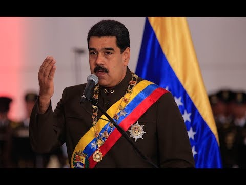 Discurso de Nicolás Maduro sobre Argimiro Gabaldón en el Panteón Nacional
