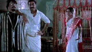 Sakalakala Vallavan | Tamil Movie | Scenes | Clips | Comedy | First night Scene