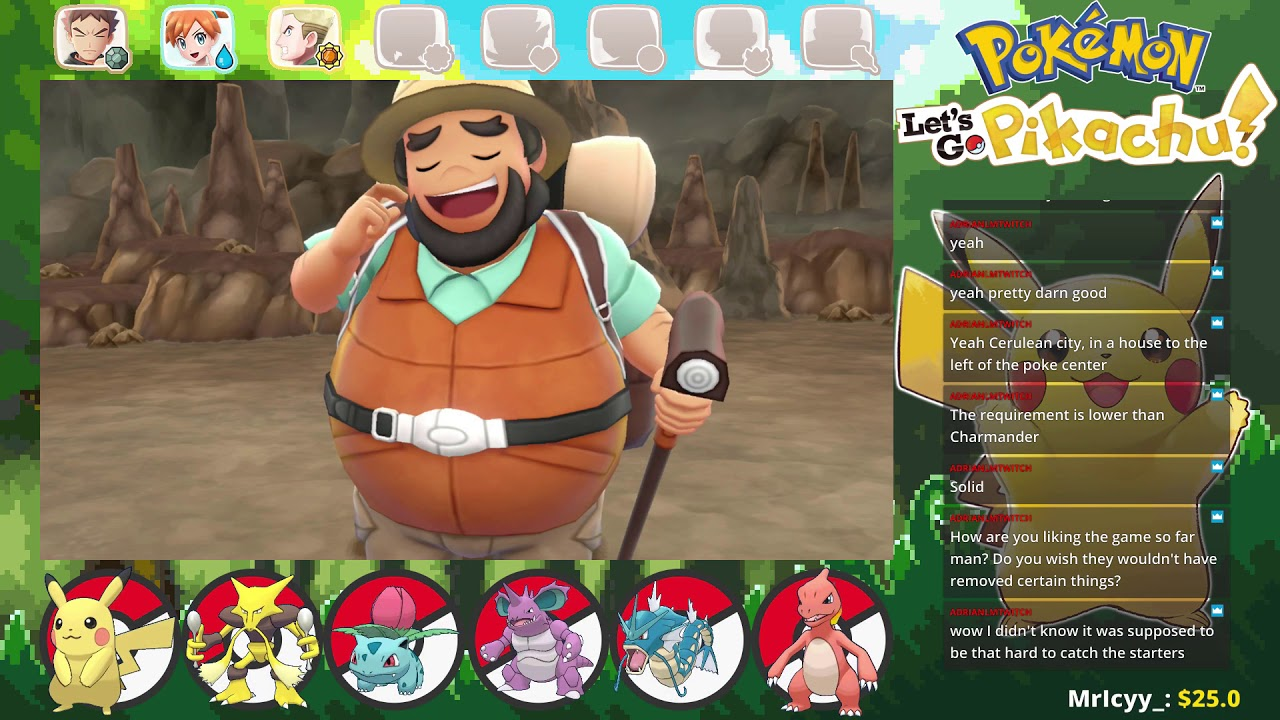 Let's Go, Pikachu!: The One That Got Away... - PART 32 (Twitch Stream)