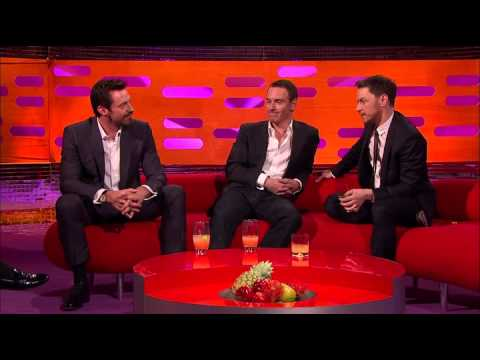 The Graham Norton   S15E05  Hugh Jackman, Michael Fassbender, James McAvoy