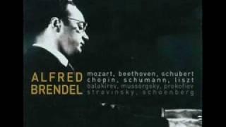 Beethoven, Bagatelle No.1 in G-dur, Op.119 - Alfred Brendel