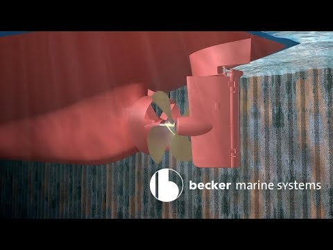 Becker Flap Rudder