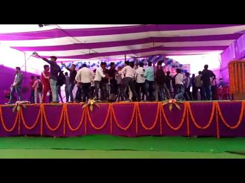 patna sahib group of colleges group dance