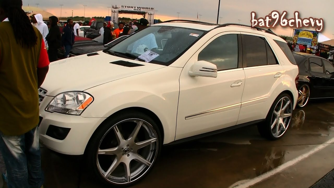 2009 Mercedes Benz Ml 350 On 26 Quot Forgiato F2 06 Concave Wheels 1080p Hd Youtube