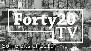 Forty20 TV: Some Bits of 2019 from Forty20 LIVE