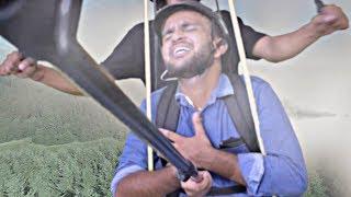 Paragliding Funny Video Recreated ll 100-200 jyada lele par land kra de